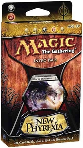 Magic the Gathering New Phyrexia Intro Pack Theme Deck Feast of Flesh