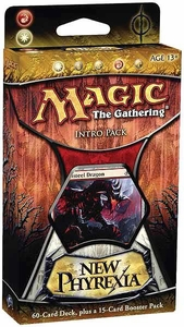 Magic the Gathering New Phyrexia Intro Pack Theme Deck Life for Death