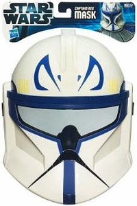 Star Wars 2012 Roleplay Toy Basic Mask Captain Rex