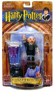 Harry Potter and the Sorcerer's Stone Action Figure Griphook [Gringott's Goblin]