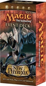 Magic the Gathering New Phyrexia Event Deck War of Attrition Includes 2 Stoneforge Mystics!