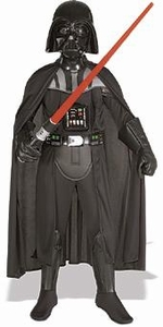 Star Wars Deluxe Child [SMALL] Costume Darth Vader #882014  Lightsaber and Gloves Not Included!