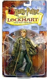 Harry Potter and the Chamber of Secrets Stone Action Figure Dueling Club Gilderoy Lockhart