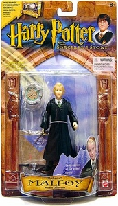 Harry Potter and the Sorcerer's Stone Action Figure Draco Malfoy