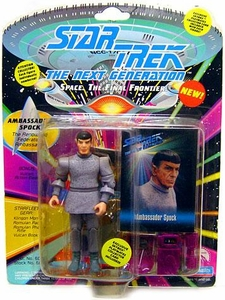 Star Trek: The Next Generation Playmates Action Figure Ambassador Spock