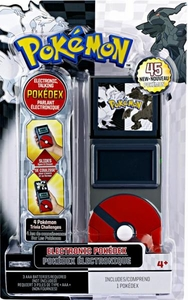 Pokemon Toy Black & White Series 1 Unova Regional Pokedex Hot!