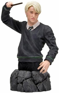 Gentle Giant Harry Potter and the Goblet of Fire 7 Inch Bust Draco Malfoy