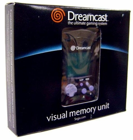SEGA Dreamcast Black Visual Memory Unit [VMU]