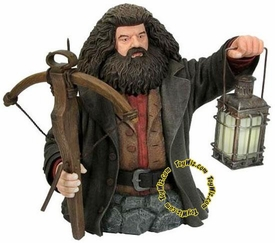 Gentle Giant Harry Potter and the Goblet of Fire 7 Inch Hagrid Bust