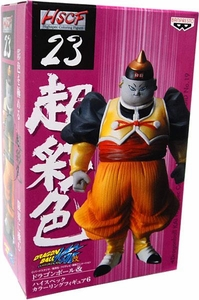 Dragonball Kai BanPresto HSCF Highspec Coloring Figure #23 Android No. 19