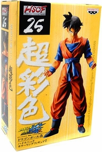 Dragon Ball Kai BanPresto HSCF Highspec Coloring Figure #25 Son Gohan