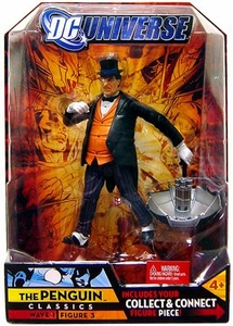 DC Universe Classics Series 1 Action Figure Penguin [Build Metamorpho Piece!]