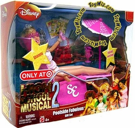 High School Musical 2 Poolside Fabulous Gift Set with Sharpay