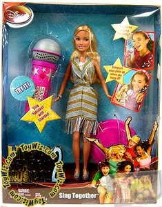 High School Musical Doll Sing Together Deluxe Doll Figure Sharpay