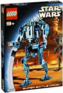 LEGO Star Wars Technic Set #8012 Super Battle Droid