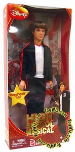 High School Musical Doll School Spirit Troy