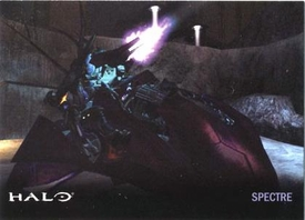 Halo Topps Base Set Single Card #29 Spectre