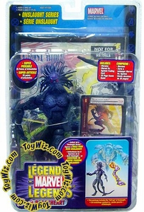Marvel Legends Series 13 Action Figure Blackheart [Onslaught Build-A-Figure]