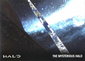 Halo Topps Base Set Single Card #32 The Mysterious Halo
