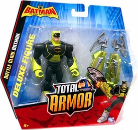 DC Batman Brave and the Bold Total Armor Deluxe Battle Claw Batman