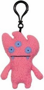 Uglydolls Plush Mini Keychain Tray