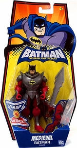 DC Batman Brave and the Bold Action Figure Medieval Batman