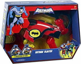 DC Batman Brave and the Bold Batman Blaster