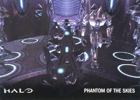 Halo Topps Base Set Single Card #39 Phantom of the Skies