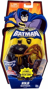 DC Batman Brave and the Bold Action Figure Ninja Batman