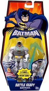 DC Batman Brave and the Bold Action Figure Battle Ready Batman