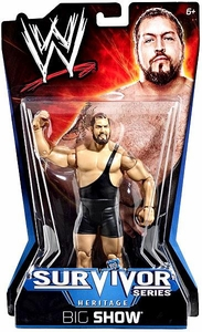 Mattel WWE Wrestling Survivor Series Heritage PPV Series 11 Action Figure Big Show