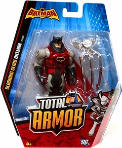 DC Batman Brave and the Bold Total Armor Action Figure Slashing Claw Batman