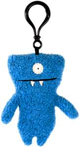 Uglydolls Plush Mini Keychain Wedgehead