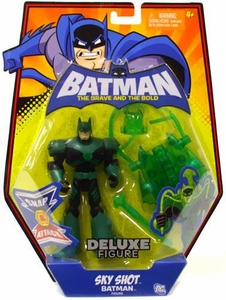 DC Batman Brave and the Bold Deluxe Action Figure Sky Shot Batman