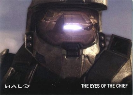 Halo Topps Base Set Single Card #56 The Eyes of the Chief