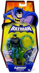DC Batman Brave and the Bold Action Figure Bladewhip Batman