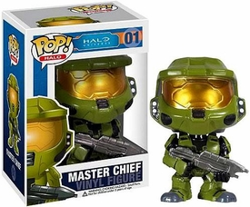 Funko POP! Halo Universe Vinyl Figure Master Chief