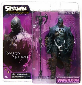 McFarlane Toys Spawn Action Figure Series 21 Raven Spawn