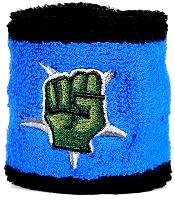 Halo 3 Brute Terry Cloth Wristband