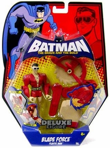 DC Batman Brave and the Bold Deluxe Action Figure Blade Force Plastic Man