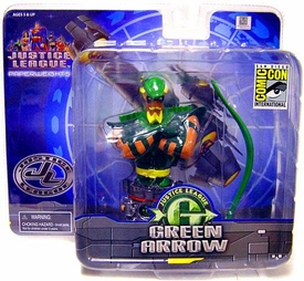 Justice League Unlimited Paperweights  Green Arrow