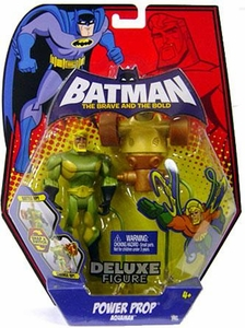 DC Batman Brave and the Bold Deluxe Action Figure Power Prop Aquaman