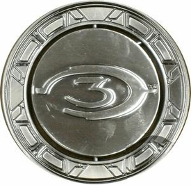 Halo 3 Reversible Metal Belt Buckle