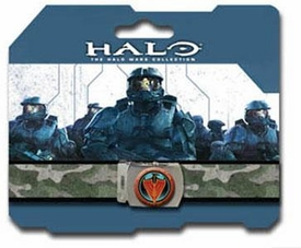 Halo UNSC Camoflauge Belt [Spirit of Fire Buckle]