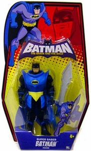 DC Batman Brave and the Bold Action Figure Batman [Super Saber]