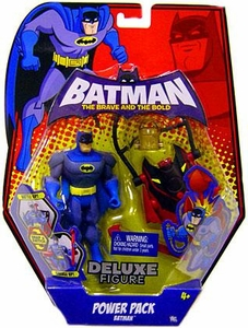 DC Batman Brave and the Bold Deluxe Action Figure Power Pack Batman