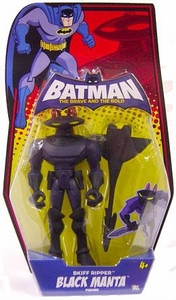 DC Batman Brave and the Bold Action Figure Black Manta