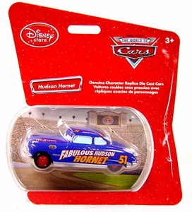 Disney Pixar Cars Exclusive 1:48 Die Cast Car Fabulous Hudson Hornet