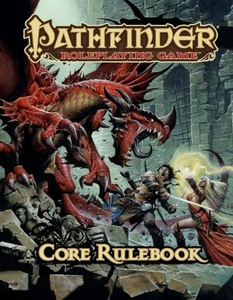 Pathfinder Roleplaying Game Core Rulebook BLOWOUT SALE!