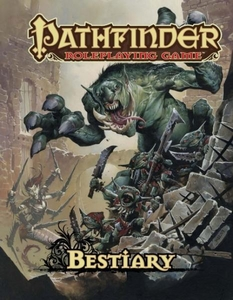 Pathfinder Roleplaying Game Bestiary BLOWOUT SALE!